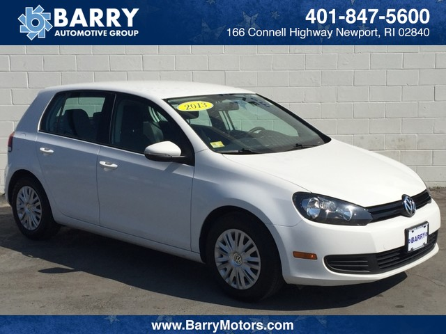 2013 Volkswagen Golf 2.5L 4-Door Newport, RI