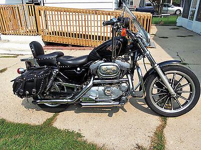 Harley-Davidson : Sportster 74 c i harley davidson 1200 sportster lots of extras