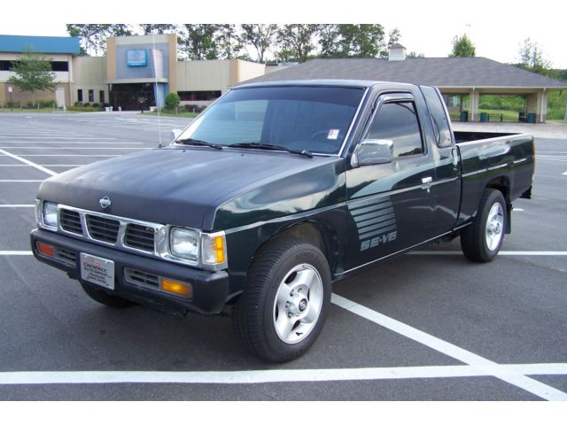 Nissan : Frontier SE A KING CAB SHORT BED GA TRUCK 65 PHOTOS DATSUN NEAT-OLE-BEATER-LOADED-3.0L-V6-5-SPD-PW-CRUISE-CD-ALLOYS-COLD-AC-HARDBODY-SUPER