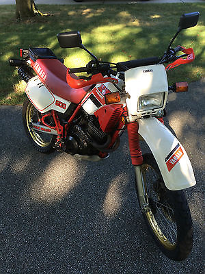 Yamaha : XT 1986 yamaha xt 600 enduro motorcycle excellent condition low miles clear title