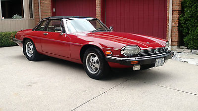 Jaguar : XJS CABRIOLET 1987 jaguar xjs cabriolet v 12 immaculate one owner