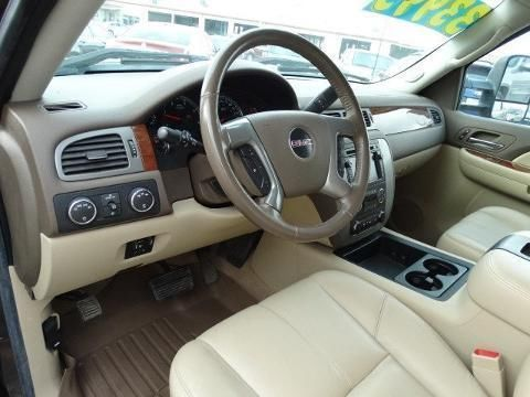 2008 GMC SIERRA 3500 4 DOOR CREW CAB LONG BED TRUCK