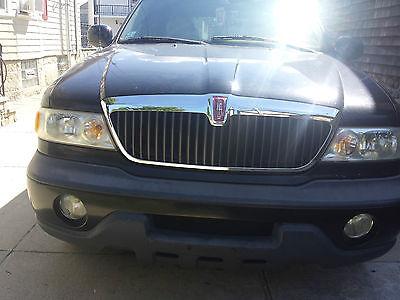 Lincoln : Navigator Base Sport Utility 4-Door 1999 lincoln navigator base sport utility 4 door 5.4 l black