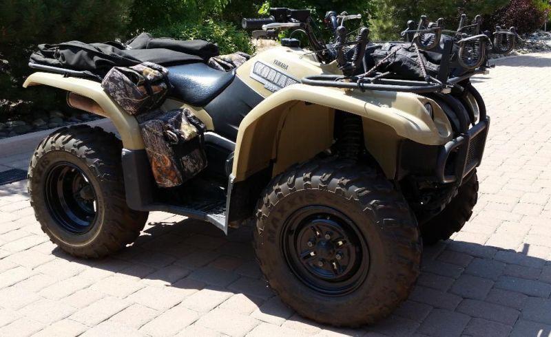 2003 Yamaha Kodiak ATV 400cc