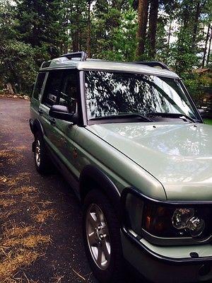 Land Rover : Discovery SE 2004 land rover discovery se only 10 k original miles