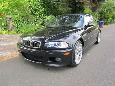BMW : M3 Base Coupe 2-Door 2006 bmw m 3 low miles enthusiast owned