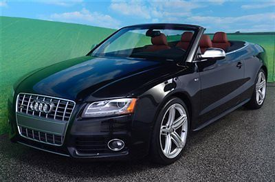 Audi : S5 Navigation * Heated and Cooled Seats * 335hp All W Navigation * Heated and Cooled Seats * 335hp All Wheel Drive * Low Miles 2 dr Co