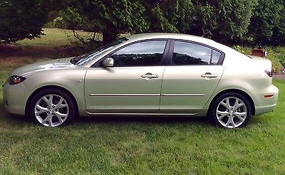 Mazda : Mazda3 GS Sedan 4-Door 2008 mazda 3 gs sedan 4 door 2.0 l auto loaded 1 owner perfect