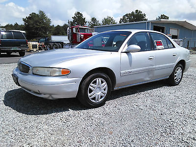Buick : Century Custom Sedan 4-Door 2002 buick century custom