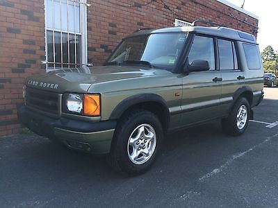 Land Rover : Discovery Discovey II Land Rover Discovery Series II 4.0 V8 4WD,NEAR MINT CONDITION! WOW,