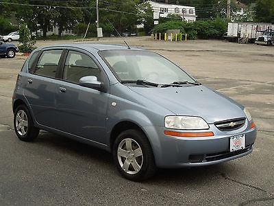 Chevrolet : Aveo LS 2007 chevy aveo 5 ls