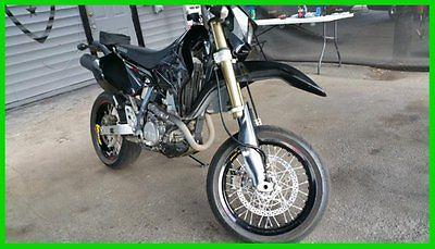 Suzuki : DR-Z 2008 suzuki dr z 400 sm dual sport black mint condition needs nothing never down