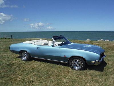 Buick : Skylark 1972 buick skylark completly rebuilt as gs clone