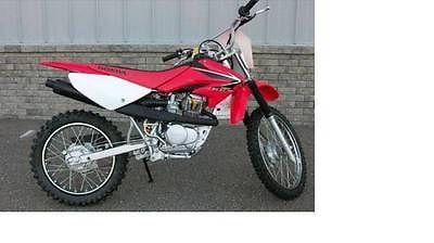 Honda : CRF 2013 honda crf 100 f dirt bike