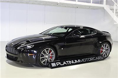 Aston Martin : Other 2dr Convertible Sportshift S 2011 aston martin vantage s 153 k msrp one owner perfect car
