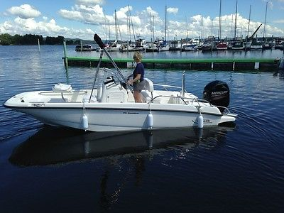 2014 Boston Whaler 170 Dauntless