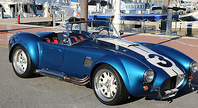 Shelby Backdraft Racing Roadster Cars for sale