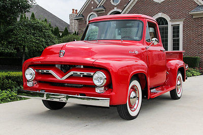 Ford : Other Pickups Pickup Ground Up Restored, ALL Steel Ford Pickup with Ford Powertrain, A/C and More!