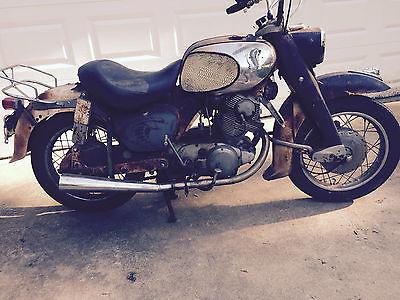 Honda : CA 1963 honda 305 dream