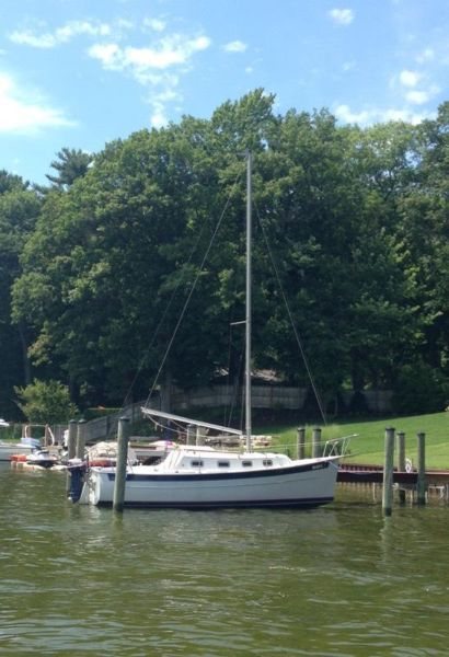 Seaward 25 Sailboat Excellent Condition