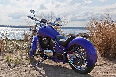 Custom Built Motorcycles : Chopper Custom built motorcycle
