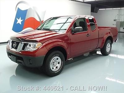 Nissan : Frontier KING CAB AUTOMATIC RED BRICK 2010 nissan frontier king cab automatic red brick 60 k 440521 texas direct auto