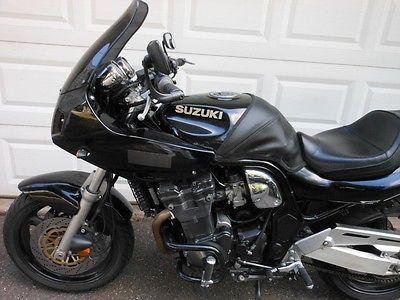 Suzuki : Bandit 1998 suzuki bandit 1200 cc nice clean motorcycle
