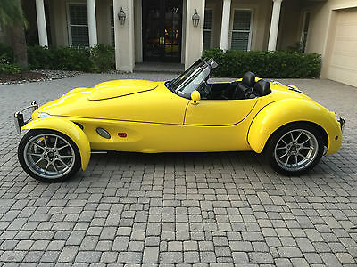 Other Makes : Panoz AIV Roadster 1999 panoz aiv roadster