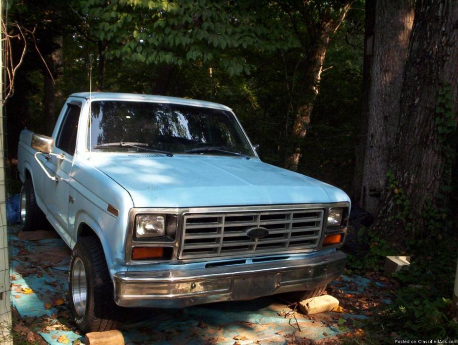 1985 ford f150 cars for sale. Black Bedroom Furniture Sets. Home Design Ideas