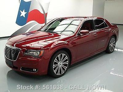 2013 chrysler 300 red cars for sale. Black Bedroom Furniture Sets. Home Design Ideas