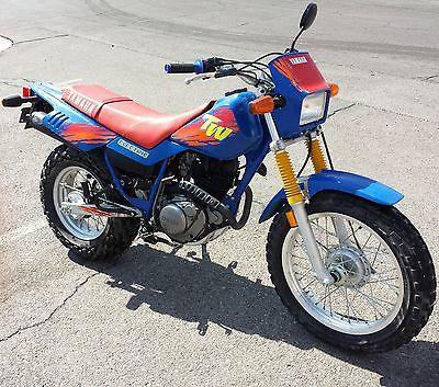 Used yamaha tw 200