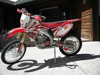 Honda : CRF 2005 honda crf 450 x