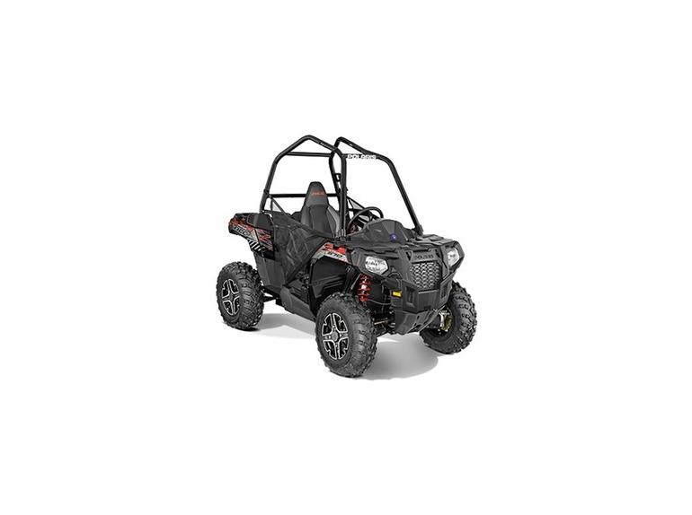 2015 Polaris ACE 570 SP Black Pearl Metallic