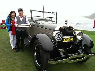 Lincoln : Other Type 130 Lincoln Beetle Back Roadster