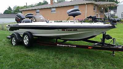2003 Ranger 185 VS bass boat w/ 150hp Johnson