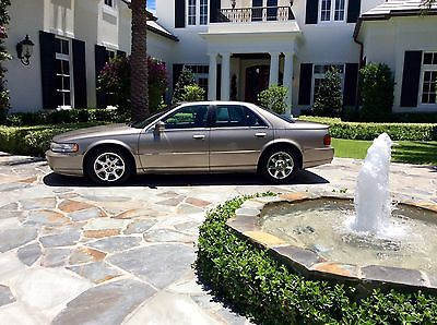 Cadillac : STS Seville STS Low Milage 2004 Cadillac Seville STS 4D Sedan