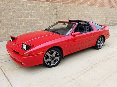 Toyota : Supra turbo targa  1992 toyota supra turbo targa 400 whp built clean look