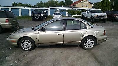 Saturn : S-Series SL 1999 saturn sl no reserve automatic 148 k mi 32 mpg remote start 600 tires
