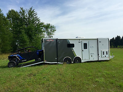 2015 Octane All Aluminum Custom one of a kind RZR SxS Buggy Race car Toy Hauler!