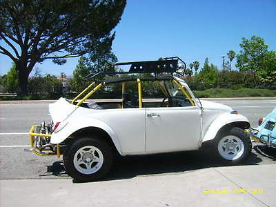 Volkswagen : Other 1963 vw baja bug roadster street legal