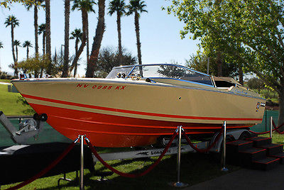1973 Chris Craft XK22 Ms JLG Restored Award Winning Rare Corvette 350 engine