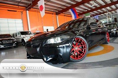 BMW : 5-Series 535i Sport 12 bmw 535 i sport premium technology nav rear cam pdc entry drive 1 m bumper