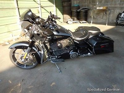 harley davidson touring cvo road glide anniversary motorcycles for