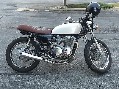 Honda : CB 1978 honda cb 550 café racer