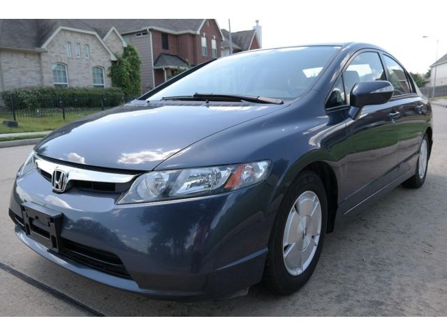 Honda : Civic CVT 2006 honda civic hybrid clean title rust free non smoker
