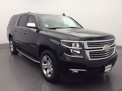 Chevrolet : Suburban LTZ / ENTERTAINMENT/ CAPTAIN CHAIRS 2015 chevrolet ltz entertainment captain chairs