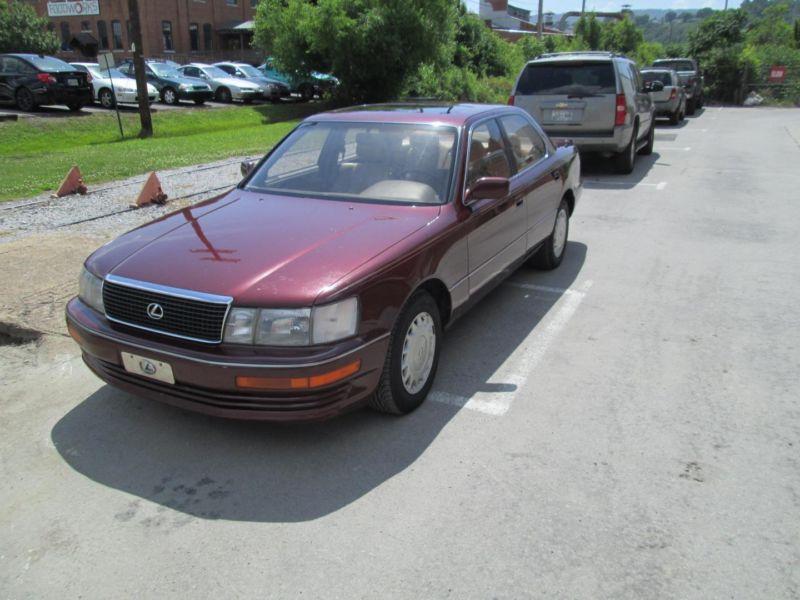 1991 lexus ls 400 cars for sale. Black Bedroom Furniture Sets. Home Design Ideas