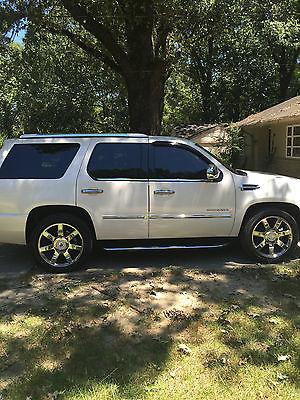 Cadillac : Escalade Platinum Sport Utility 4-Door 2009 cadillac escalade