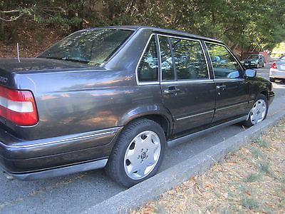 Volvo : 960 Base Sedan 4-Door 1997 volvo 960 base sedan 4 door 2.9 l