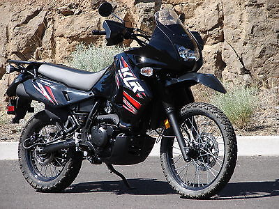 Kawasaki : KLR Low Miles and Almost NEW KLR 650 Dual Sport Best Bang For The Buck!!! KLR650